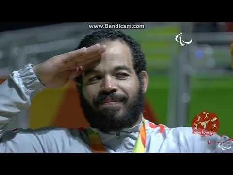 الجنة البارالمبية المصرية