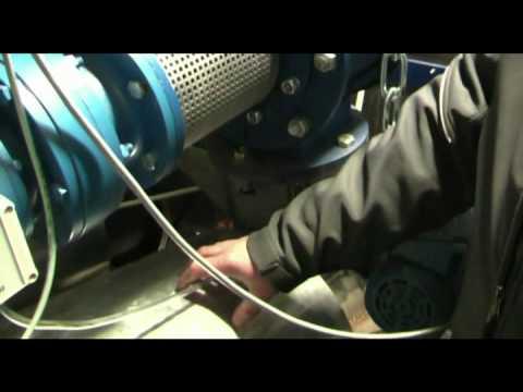 Biokohle Produktion bei Swiss-Biochar