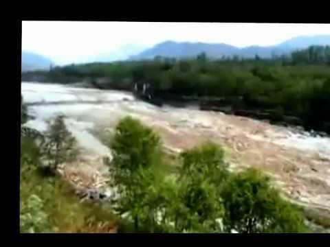 Massive flood in seti River,Pokhara(Nepal)