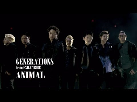 GENERATIONS from EXILE TRIBE / ANIMAL (with English subtitles)