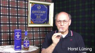 Whisky Verkostung: The Antiquary 21 Jahre(, 2011-06-24T16:06:16.000Z)