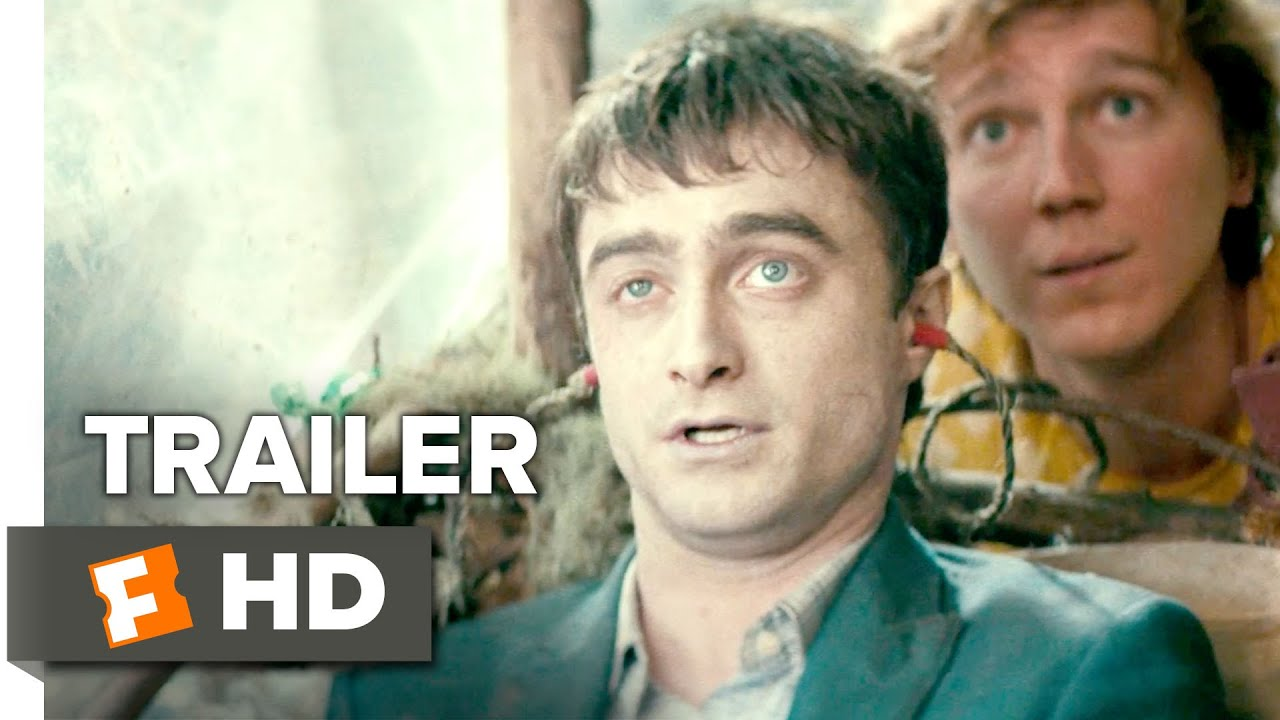 Picture about daniel jacob radcliffe all about man and male - Swiss Army Man Official Trailer 1 2016 Daniel Radcliffe Paul Dano Movie Hd Youtube