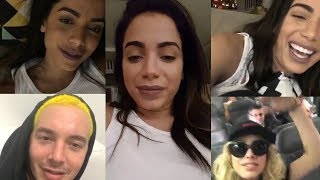 Baixar Anitta | DUAL Instagram Live Stream | 24 November 2017 w/ J Balvin , Lele & More
