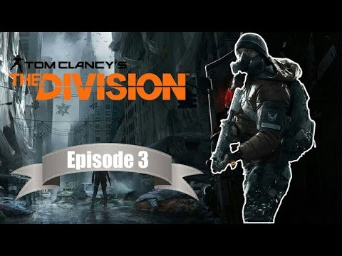 Division Gameplay #3: Medical Wing, Online