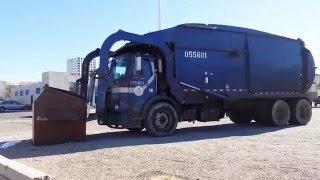 Mighty Machine - Garbage Truck
