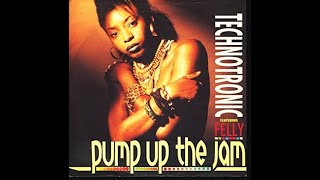 Technotronic - Pump Up The Jam (Instrumental Version)
