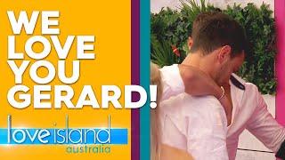 Islanders farewell Gerard from the Villa | Love Island Australia 2019