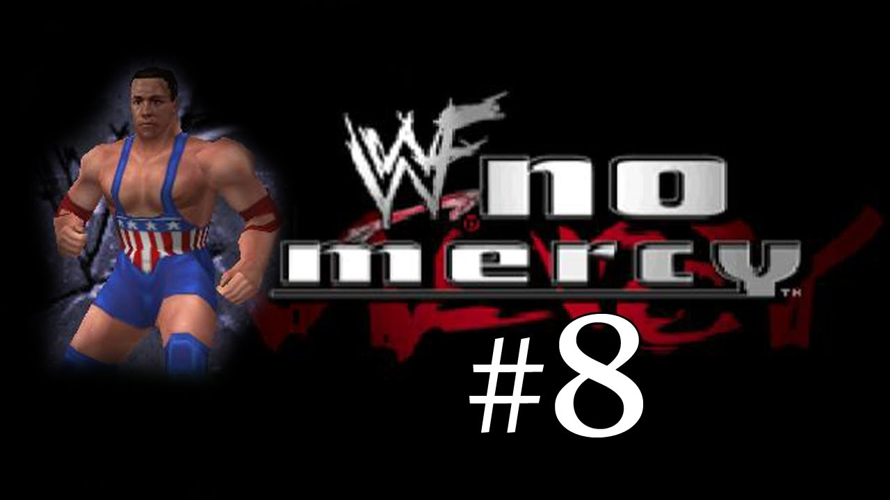 WWF No Mercy: WWF Championship Mode w/ Kurt Angle - Episode 8  TITLE MATCH! - YouTube