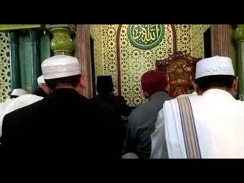 LIVE H MUAMMAR ZA - TAKBIRAN HARI RAYA IDUL ADHA 1438 H Di Masjid Al MUJAHID Cikarang