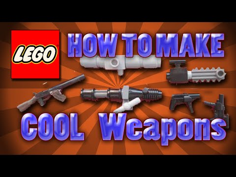How To Make Cool Lego Weapons Part 2 from YouTube · Duration:  53 seconds