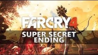Far Cry 4 Super Secret Ending