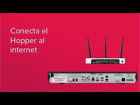 Conecta El Hopper Al Internet