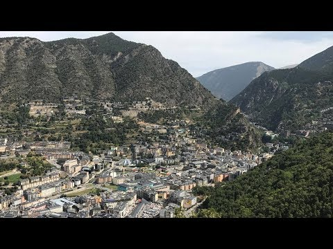 The Highest Capital City in Europe - Andorra la Vella