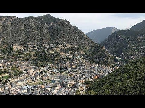 The Highest Capital City in Europe - Andorra la Vella