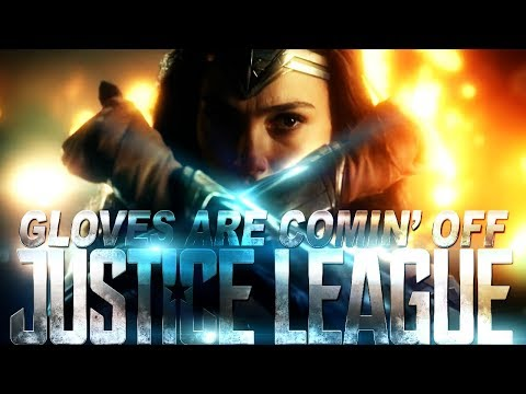 Justice League Music Video Gloves Are Comin' Off
