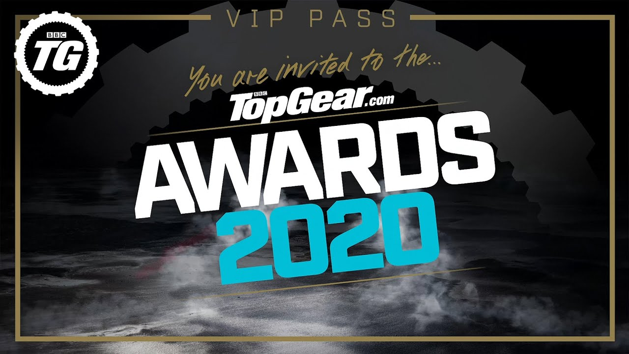 SAVE THE DATE: The 2020 TopGear.com Awards | Top Gear