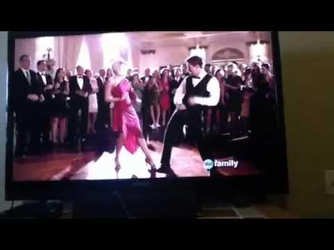 Lovestruck the musical--dj got us fallin in love. Dance sce
