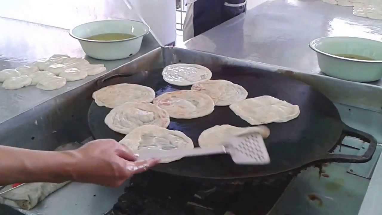 Roti Canai Adik Beradik Losong