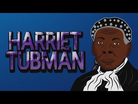 Harriett Tubman Biography (Black History Month for Kids/Children)