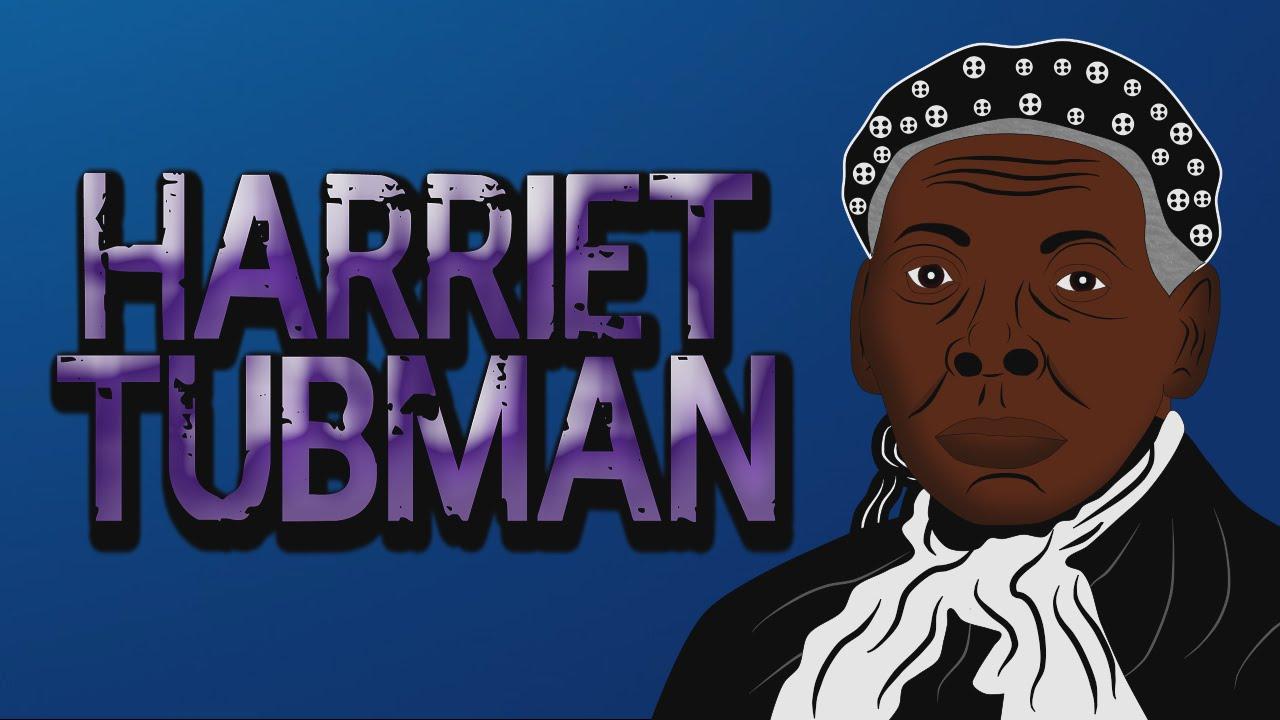 hight resolution of Harriett Tubman Biography (Black History Month for Kids/Children) - YouTube