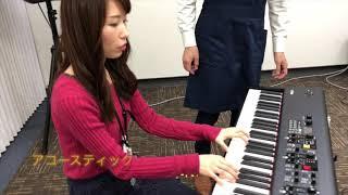 【ステージピアノ演奏比較】YAMAHA「CP88」×Roland「RD2000」ハイエンドモデルを徹底比較しました