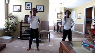 twins dance to beyonces countdown