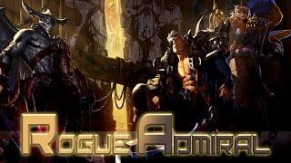 League of Legends: Rogue Admiral Garen (Skin Spotlight)