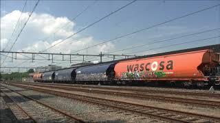 Treinen in Apeldoorn Bussem Zuid Deventer Haarlem Hoofddorp en Wierden 17 tot 19 05 2019