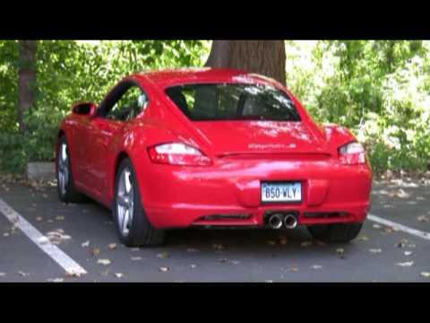speedART Exhaust for Porsche Cayman & Boxster