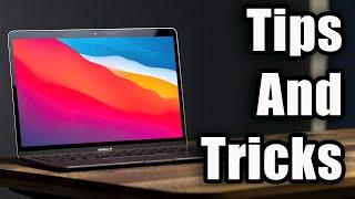 The BEST M1 MacBook Tips and Tricks! screenshot 4