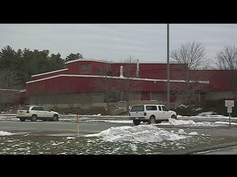 Belchertown school employee brought a gun to school