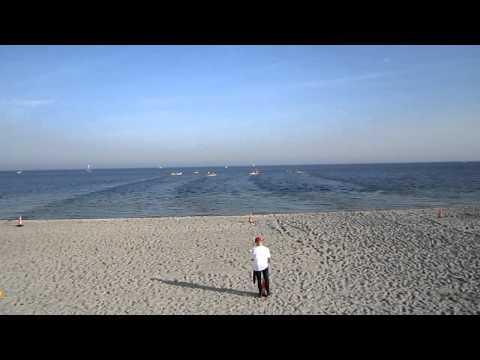 Single Rescue A Final Surf Lifesaving Denmark International IRB Meet 2012