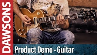 Gibson Les Paul Classic 2019 Goldtop Review ギブソン 検索動画 36