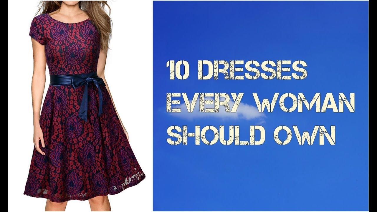 10 Πανέμορφα Φορέματα Που Κάθε Γυναίκα Πρέπει Να Έχει   10 Amazon Desses  Every Woman Should Own a3fd0d2e22e