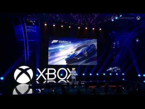 Xbox gamescom 2015 briefing