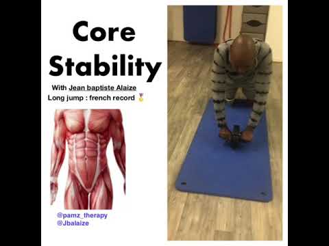 Core stability 🇺🇸 gainage 🇫🇷 abs 🇪🇸
