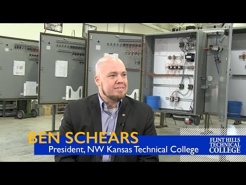Ben Schears, Flint Hills Technical College Distinguished Alumni 2019
