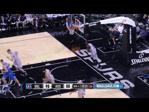 Highlights: Chris Wright (22 points)  vs. the Spurs, 11/13/2016