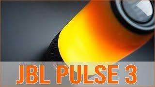 JBL Pulse 3 - Farben und Steuerung