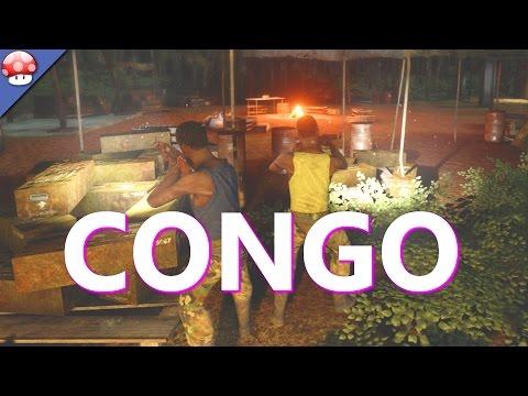 Congo: Gameplay Walkthrough Part 1 (PC HD) (Congo 1.0 - Retail/Final/Steam/Release)