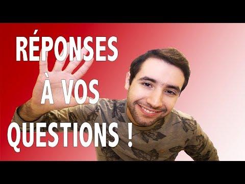 SAIF-IFOTC RÉPOND À VOS QUESTIONS !