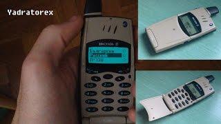 Компанія Ericsson T28s Ретро огляд (старих мелодій і ігор). Вінтажний мобільний телефон