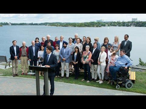 "Ray Heard on Justin Trudeau's ""Photo op regime"""