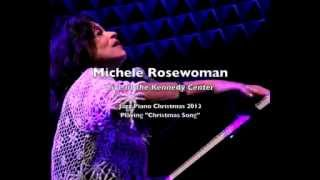 """Michele Rosewoman at the Kennedy Center  """"Christmas Song"""""""