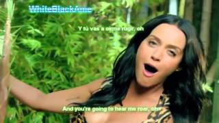 Katy Perry   Roar Subtitulado Al Español e Ingles Official Video HD VEVO