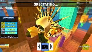 Roblox: 0_0 Sponges Vs Needles The Finale TEST SW