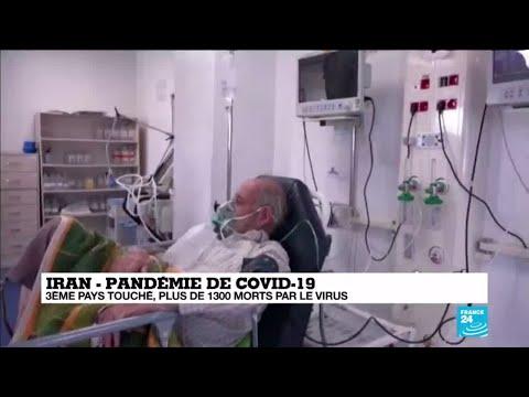 Coronavirus - Covid-19: en Iran, le confinement n'est toujours pas appliqué
