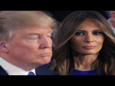 THE FUTURE FIRST LADY. Gaps in Melania Trump's immigration story raise questions. It seems