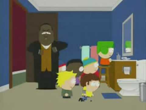 Biggie smalls south park