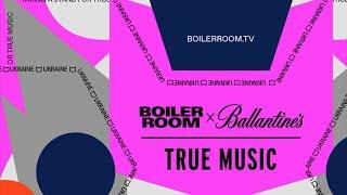 Jana Woodstock | Boiler Room x Ballantine's True Music: Kyiv 2019